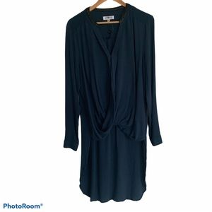 Ladies blue blouse/sweater. NEW